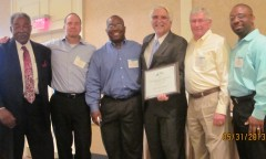 Photo of GRTC Award